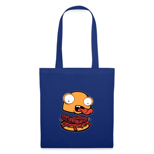 Crazy Burger - Bolsa de tela