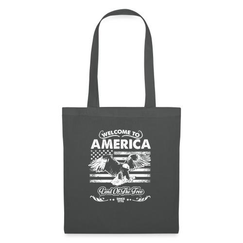 Welcome To America - Tas van stof