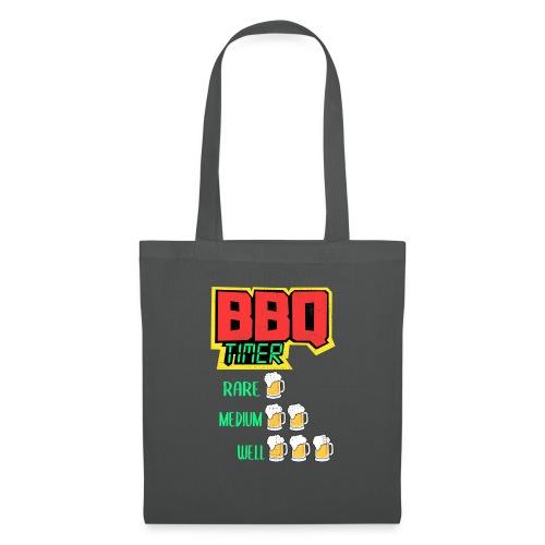 BBQ Timer BIER - Stoffbeutel