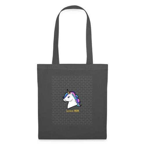 Serious MOM - Tote Bag