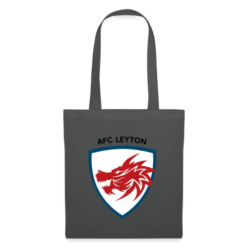 AFC Leyton Logo (Black) - Tote Bag