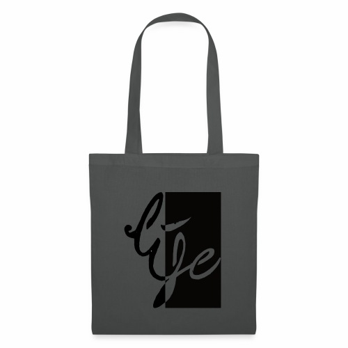 Life Logo 02 - Tote Bag