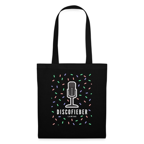 Discofieber - Stoffbeutel