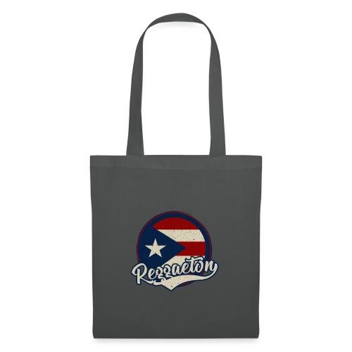 Reggaeton Music - Puerto Rico - Stoffbeutel