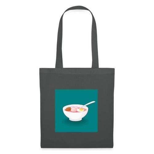 Bowl de fideos - Bolsa de tela