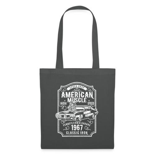 American Muscle - Classic Iron - Stoffbeutel