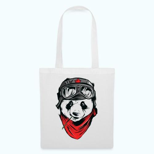 Panda pilot - Tote Bag