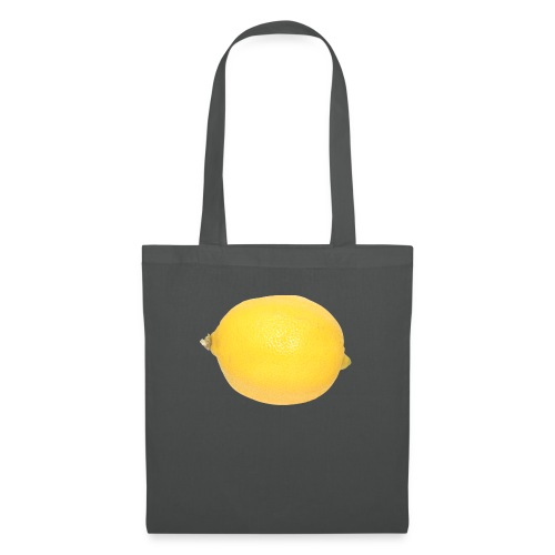 Lemon - Stoffbeutel
