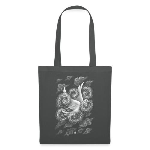 Crossing Clouds - Tote Bag