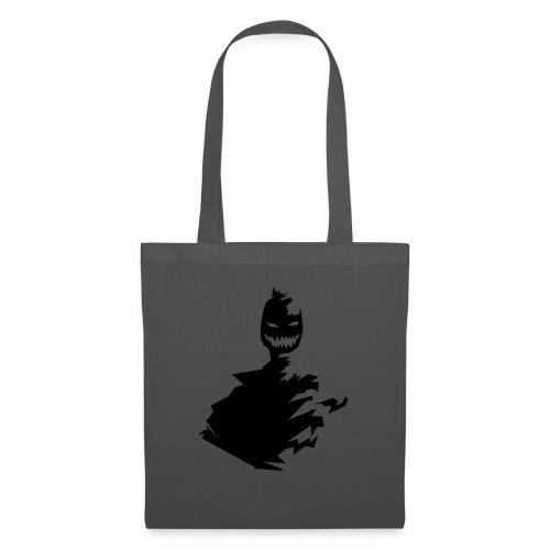 t shirt monster (black/schwarz) - Stoffbeutel