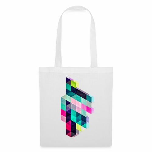 HAPPY SQUARES - Tote Bag