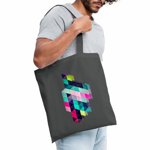 HAPPY SQUARES - Tote Bag