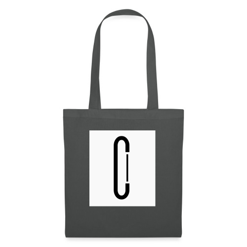 Cw0 Official Logo Slipper Black White - Tote Bag
