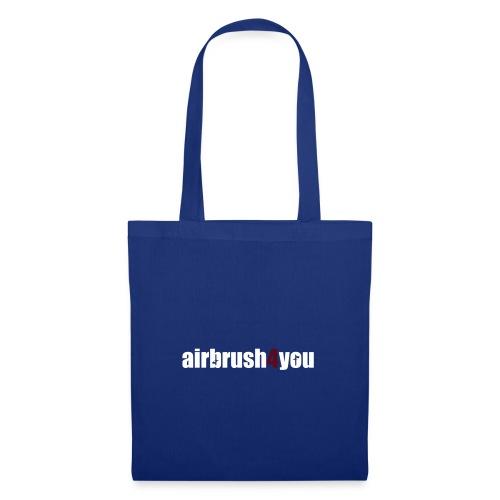 Airbrush - Stoffbeutel