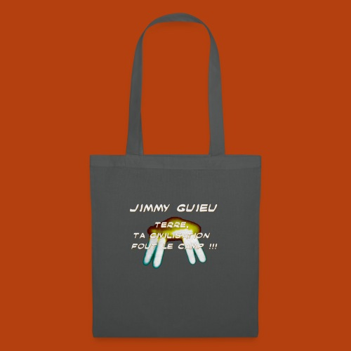 JIMMY GUIEU - Tote Bag