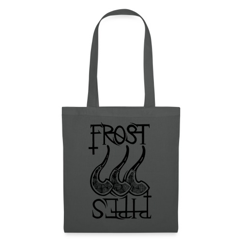 Frost Pipes Logo - Tote Bag