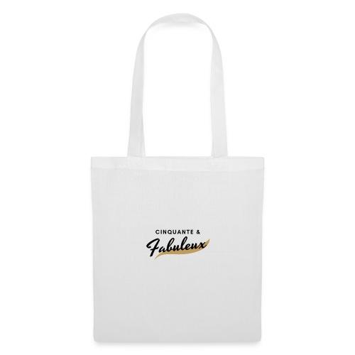 Cinquante - Tote Bag