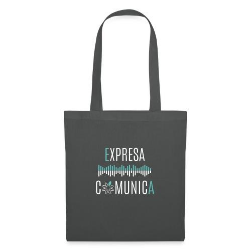 Express yourself - Bolsa de tela