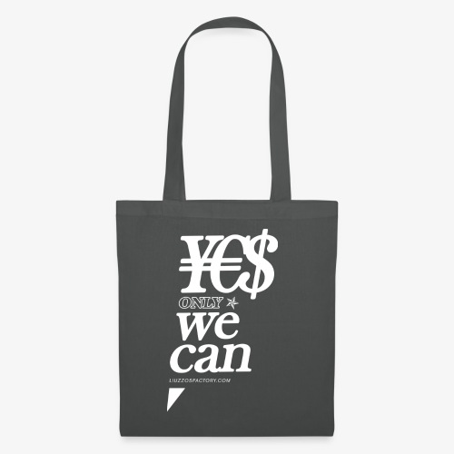 YES WE CAN - Borsa di stoffa