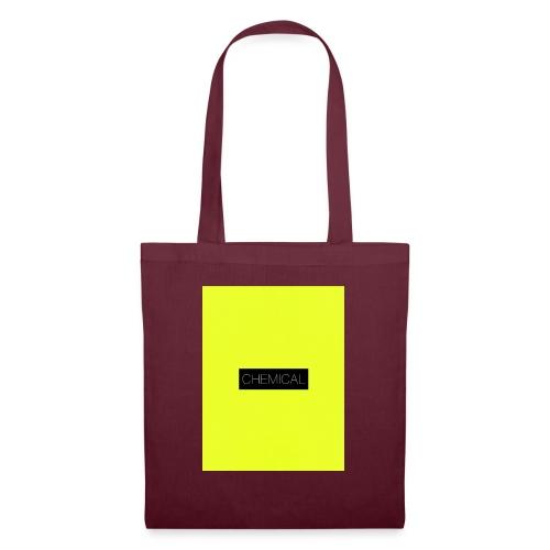 Yellow fluo - Borsa di stoffa