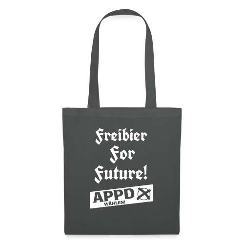 Freibier for future 2 - Stoffbeutel