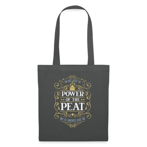 Power of the Peat - Stoffbeutel