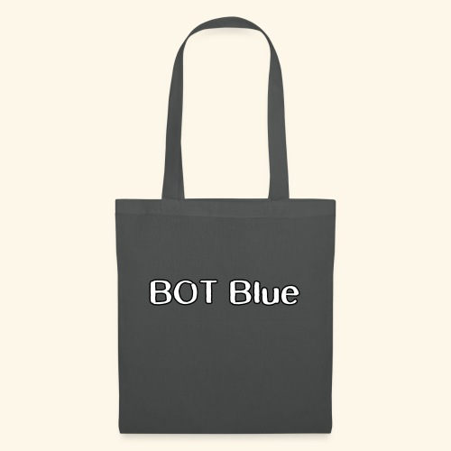 BOT Blue Written Logo - Tote Bag