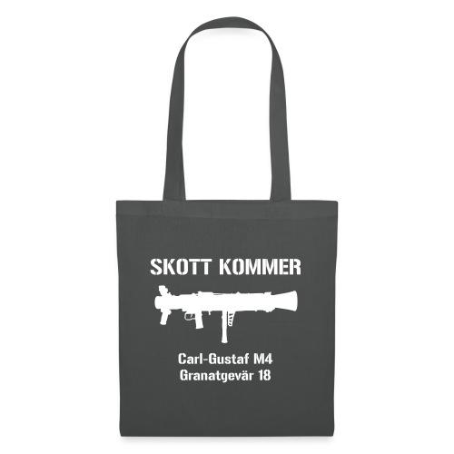 Skott Kommer CGM4 - Tygväska