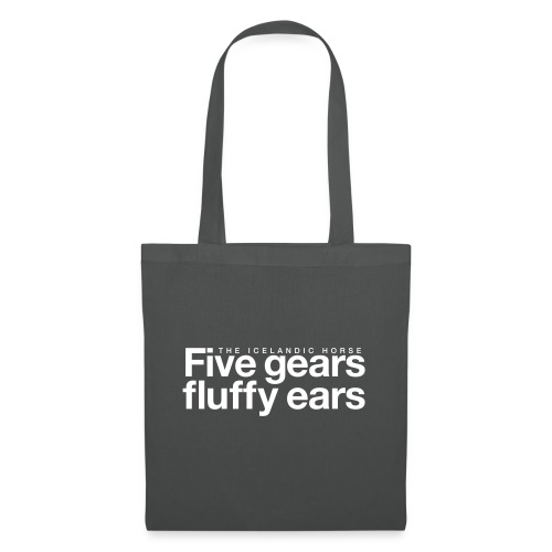 Five gears fluffy ears - Stoffveske