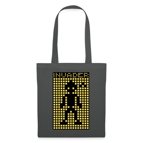 Invader (the greys) - Tote Bag