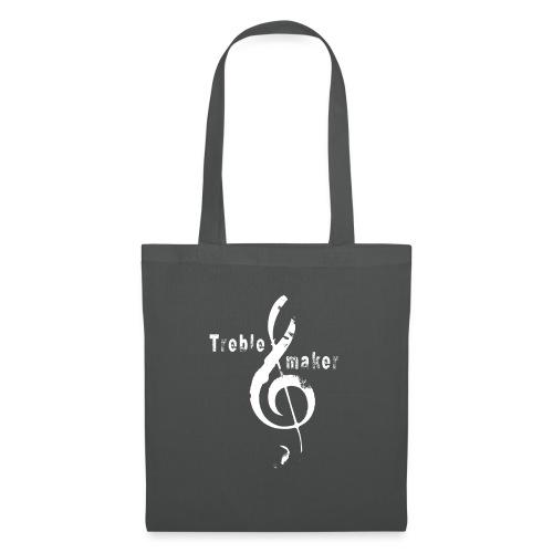 treble_maker-white - Tote Bag