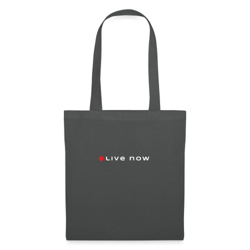 Start Living Now - Torba materiałowa
