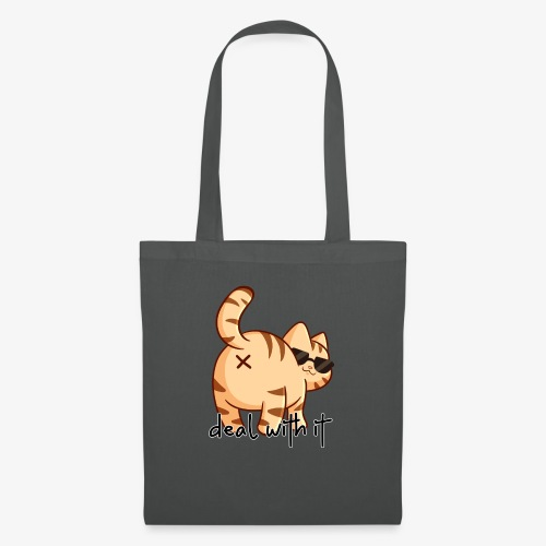 Deal with it! - Tote Bag