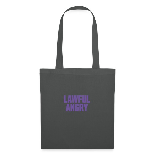 Tru Alignment - Lawful Angry - Tote Bag