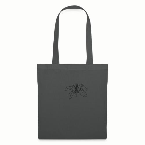 Fiore semplice - Borsa di stoffa