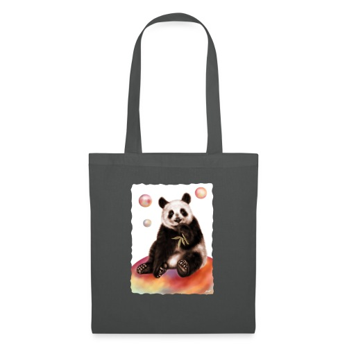 Panda World - Borsa di stoffa