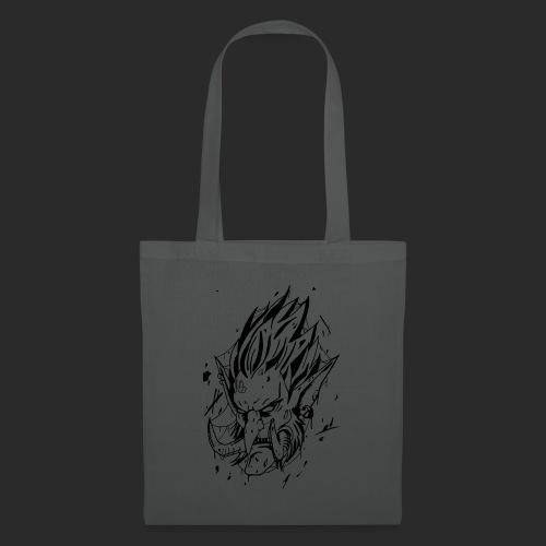 Troll style tattoo - Tote Bag