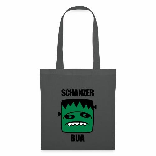 Fonster Schanzer Bua - Stoffbeutel