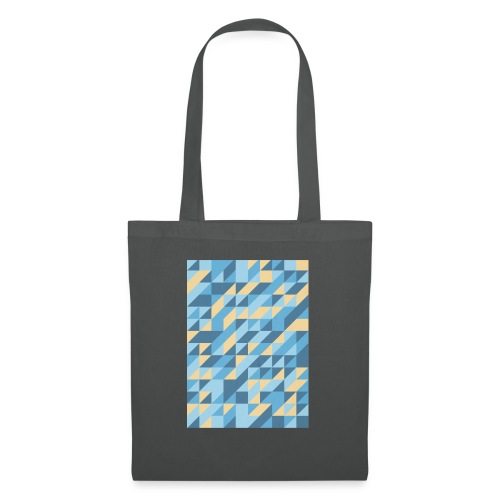 Triangle Design - Borsa di stoffa