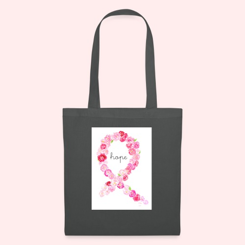 Octobre rose - Ruban de roses - Tote Bag