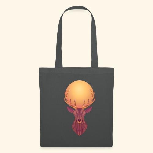 Roi Cerf Solaire - Tote Bag