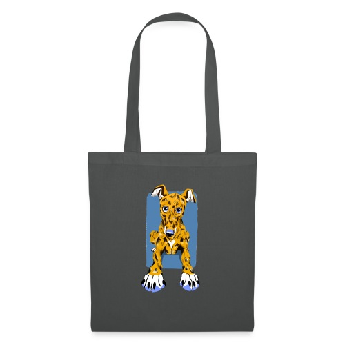 HUG Greyhound Pup - Tote Bag