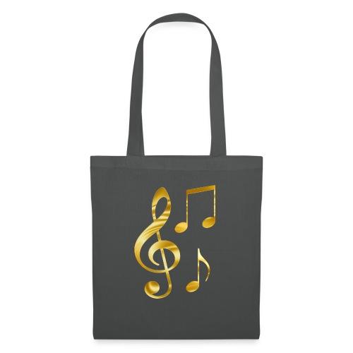 Music Notes - Stoffbeutel