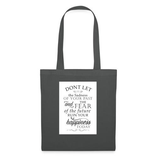 Don't be Afraid - Tote Bag