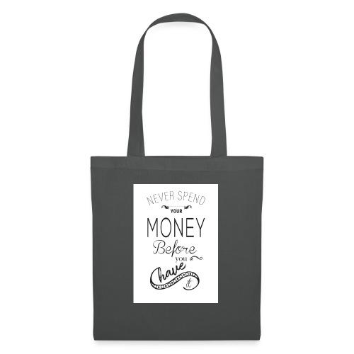 Spending is the season - Tote Bag