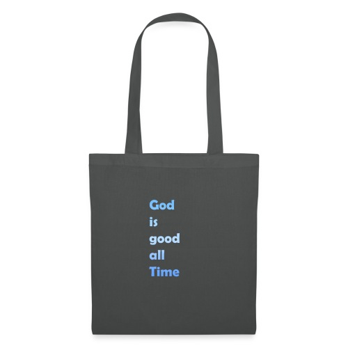 good is good - Tote Bag
