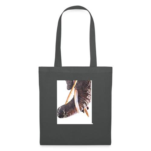 Olifantenslurf - Tas van stof