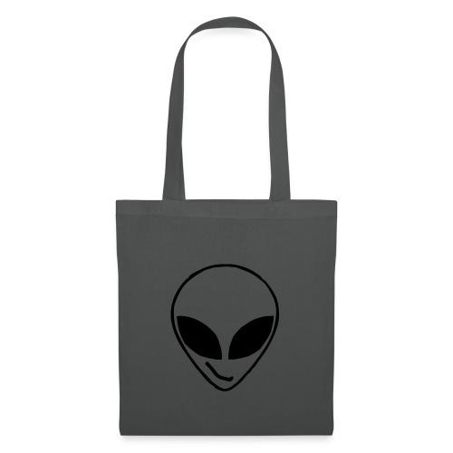 Alien simple Mask - Tote Bag