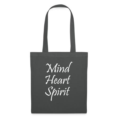 Mind Heart Spirit - Tote Bag