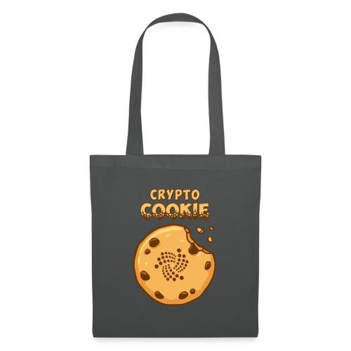 Crypto Cookie - IOTA - BTC, Bitcoin - Keks - Stoffbeutel